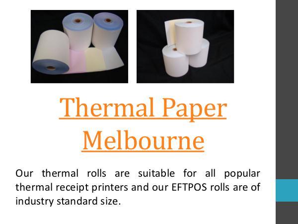EFTPOS Paper Rolls Melbourne EFTPOS Paper Rolls Melbourne