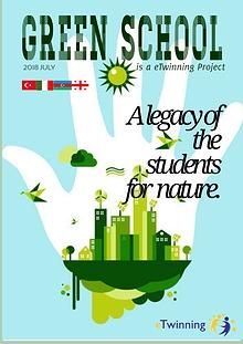 GREEN SCHOOL E-MAGAZINE