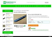 Asus A41-X550A Laptop Accu