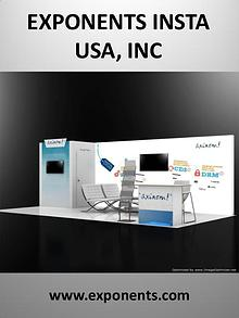 Exponents Trade Show Displays