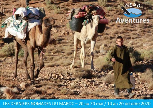Les derniers nomades du Maroc Juin 2020