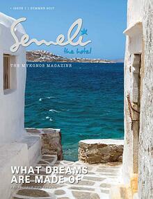 The Semeli Hotel Magazine - www.semelihotel.gr