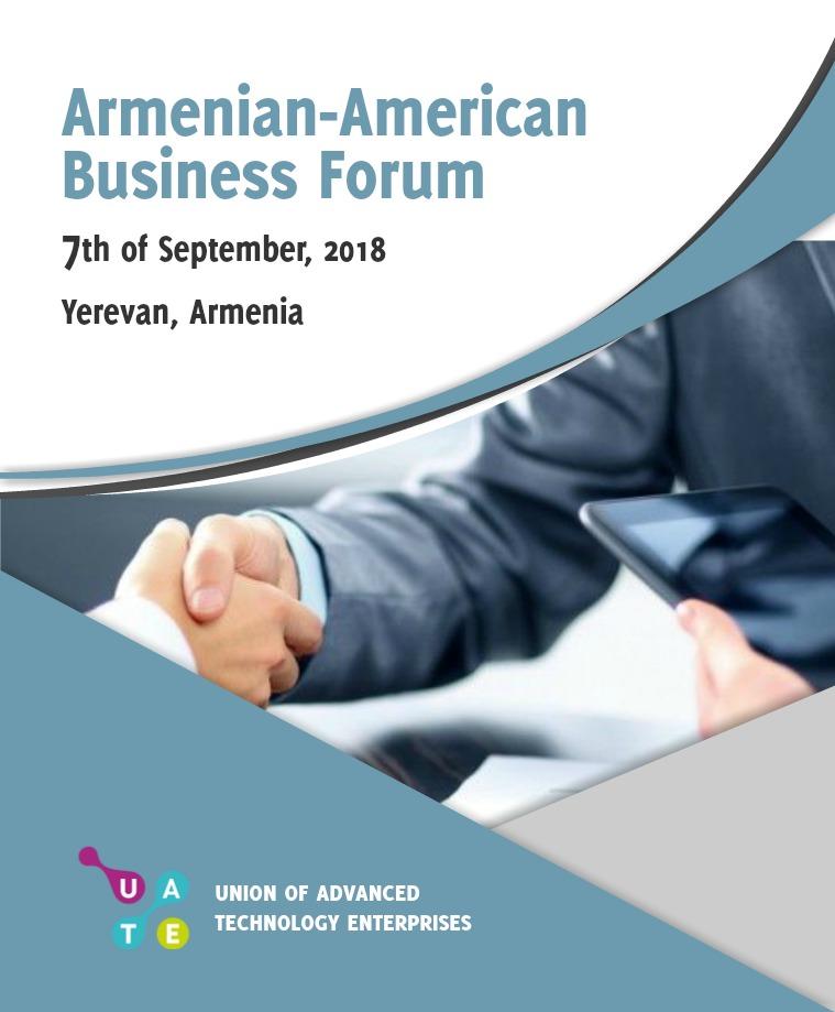 INTERNATIONAL FORUM Armenian-American Forum