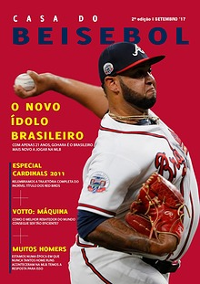 Revista Casa do Beisebol