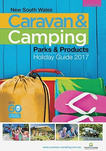 NSW Caravan & Camping Parks & Products Guide