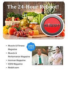 Organic Total Body Reboot PDF / eBook Free Download