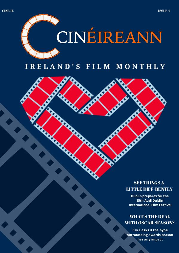 CinÉireann February 2018