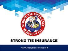 Strongtie Insurance