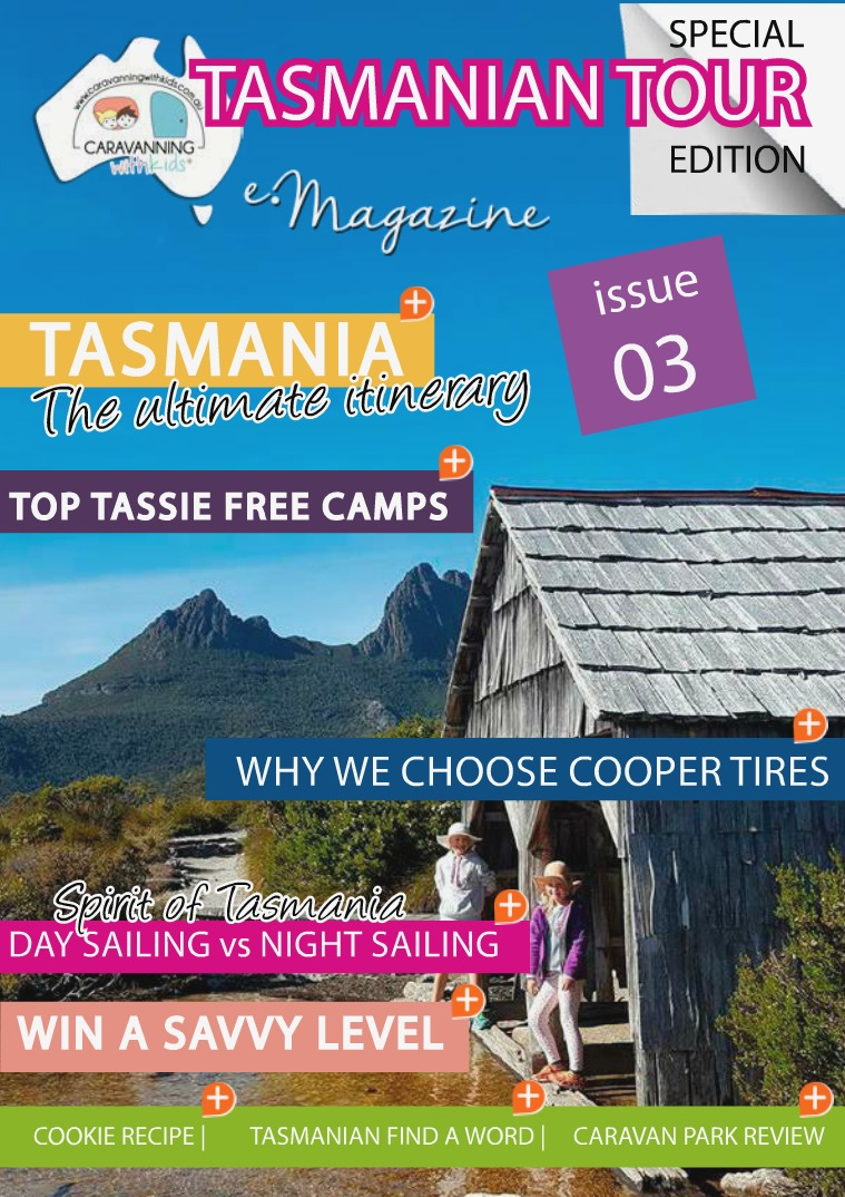 ISSUE #3 Tasmanian Tour Special CWK eMAG #3