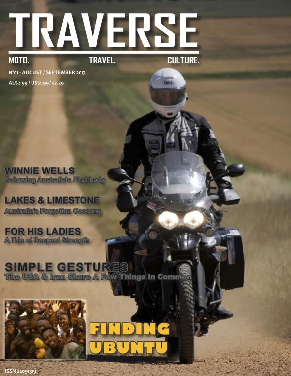 Issue 01 - August 2017