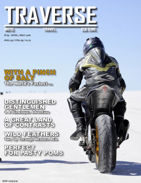 Issue 05 - April 2018
