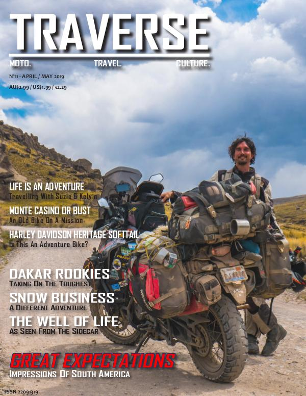 Issue 11 - April 2019