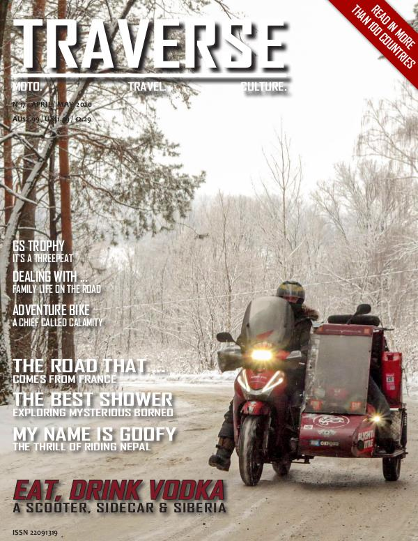 TRAVERSE Issue 17 - April 2020