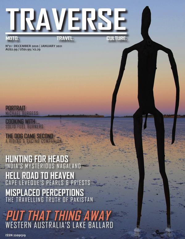 Issue 21 - December 2020