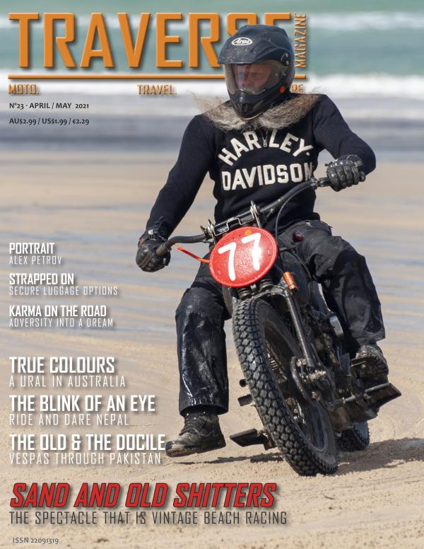 TRAVERSE Issue 23 - April 2021