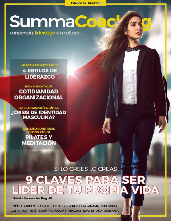 Revista Summa Coaching 13 Edición EDICIÓN 13