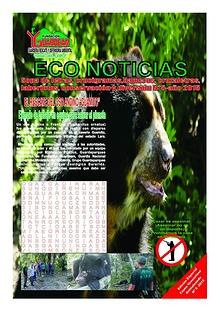 ECO-NOTICIAS REVISTA N° 1 AGOSTO 2017. ESPECIAL ANIMALISTA.