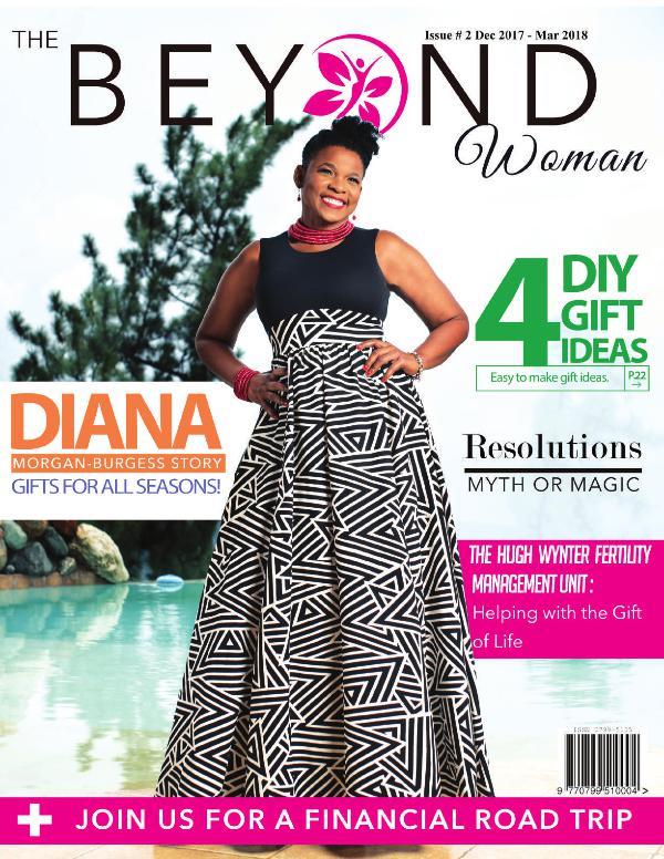 TheBeyondWoman Magazine Issue#2