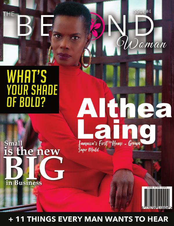 TheBeyondWoman Magazine Issue #4