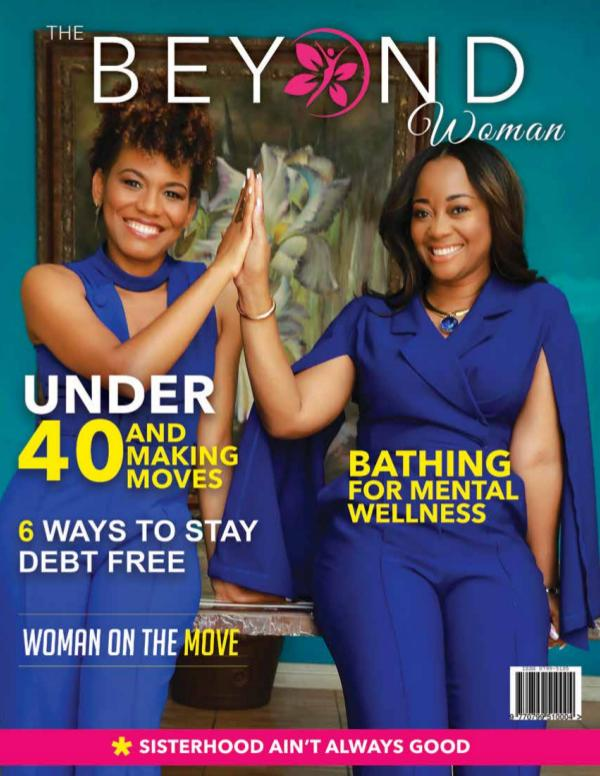 TheBeyondWoman Magazine Issue #5