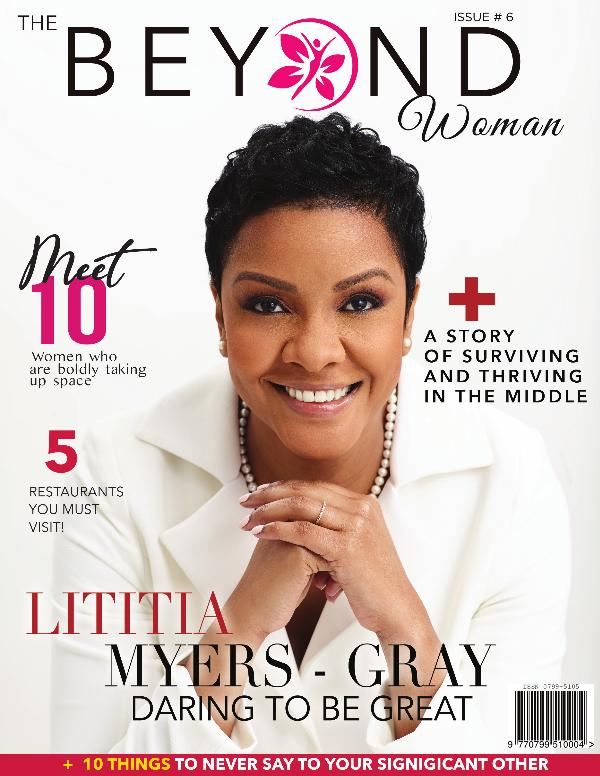 TheBeyondWoman Magazine Issue #6