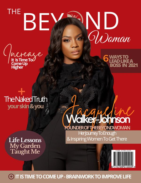 TheBeyondWoman Magazine Issue #8