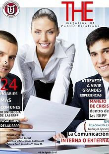 The Magazine Of Public Relations