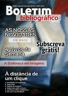 Boletim bibliográfico BFDUL