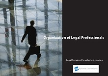 Legal Services Provider Brochure