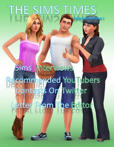 The Sims Times September 2013