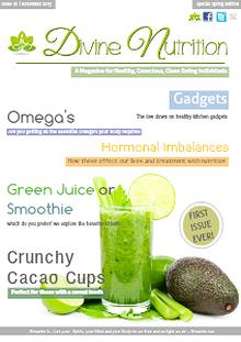 Divine Nutrition SA