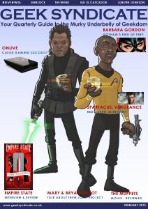 Geek Syndicate Feb. 2012