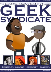 Geek Syndicate Issue 5