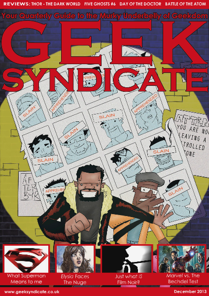 Geek Syndicate Issue 8