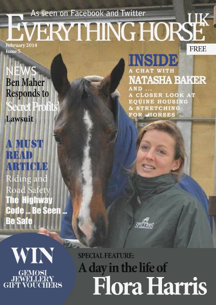 Everything Horse magazine February 2014