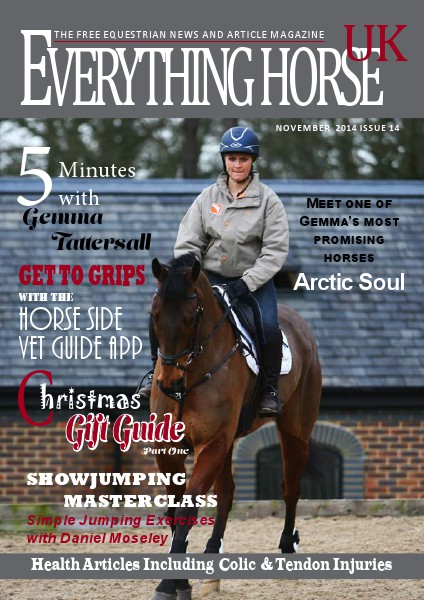 Everything Horse magazine Everything Horse UK Magazine, November 2014