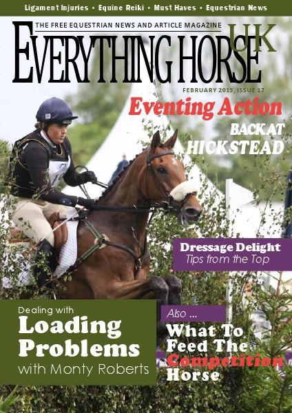 Everything Horse magazine Everything Horse UK Magazine, February 2015