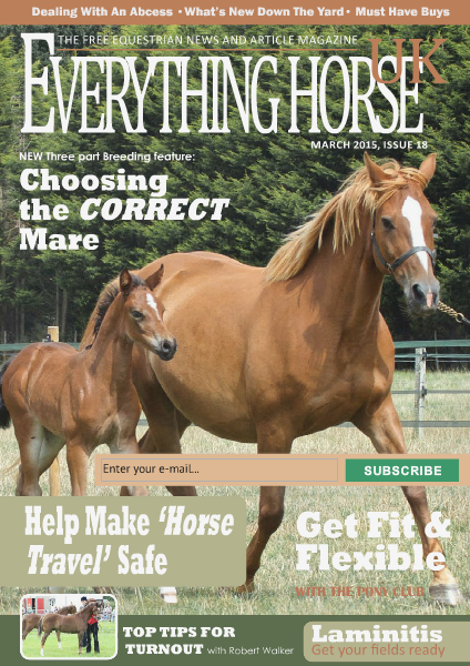 Everything Horse magazine Everything Horse UK Magazine, March 2015