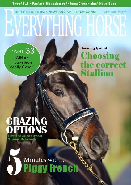 Everything Horse UK Everything Horse Magazine, April 2015