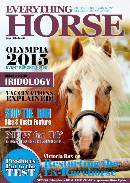 Everything Horse Magazine, January 2016