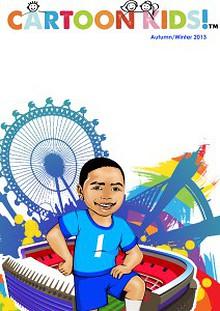 Cartoon-Kids Party Planner Super Brochure