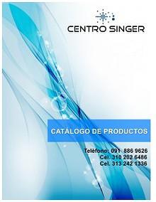 Catálago Centro Singer Fusa