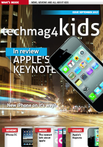 Techmag4kids September 2013 (beta)