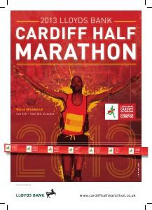 Cardiff Half Marathon Race Brochure 2017 1