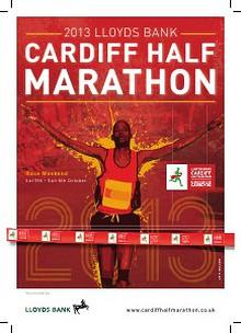 Cardiff Half Marathon Race Brochure 2017