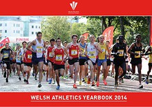 Welsh Athletics Yearbook 2014