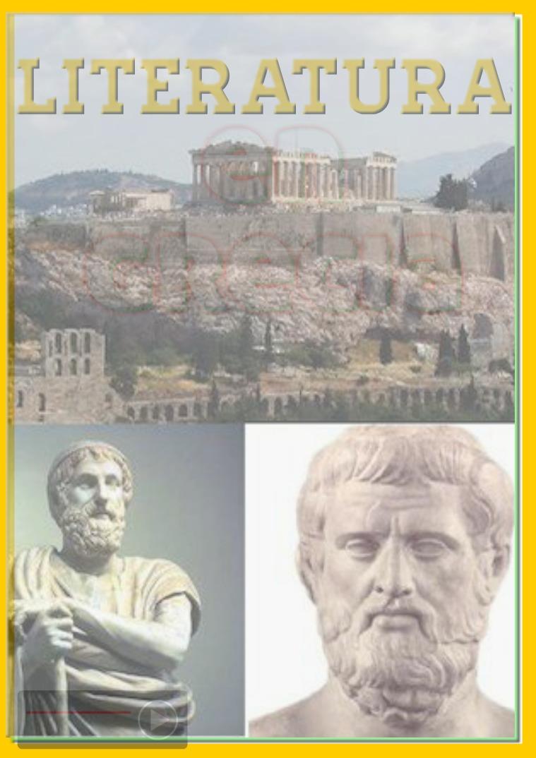 Literatura en Grecia Agosto. 2017