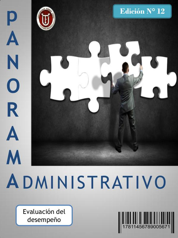 Mi primera revista Panorama Administrativo
