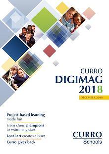 Curro Schools - Digimag 2018