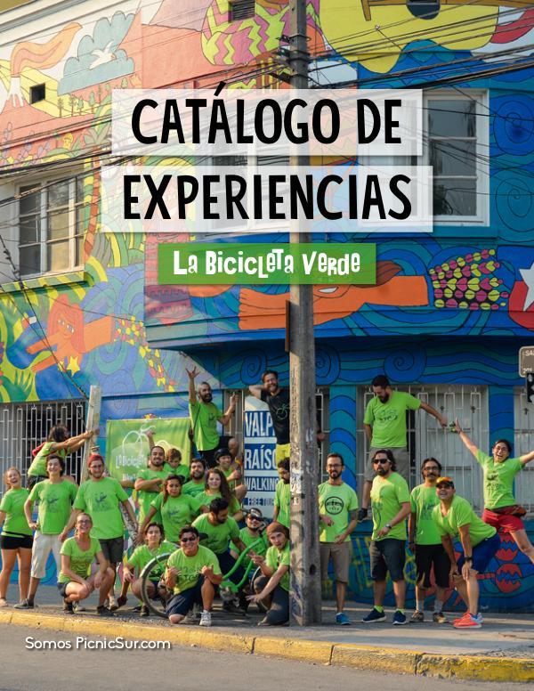 La Bicicleta Verde - Catálogo Agosto 2017